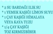 Derya Baykal Doğal Boğaz Gargarası