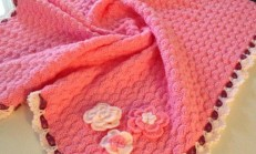 Trabzan Bebek Battaniyesi Yapılışı