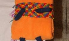 Oyuncak Battaniye Yapılışı