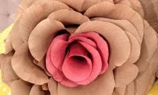 Derya Baykal Dekoratif Çiçek Yapımı