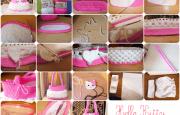Hello Kity Çanta Yapılışı Video