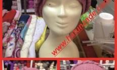 Kolay Bayan Örgü Şapka Yapılışı