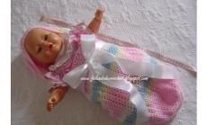 Şirin Bebek Tulumu Yapılışı