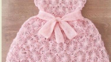 Pembe Bebek Elbisesi Yapılışı