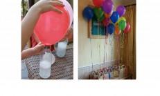 Sirke İle Uçan Balon Nasıl Yapılır?