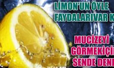 Limonun Mucizevi Faydaları