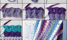 Uzun Bacaklı Battaniye Modeli Yapılışı
