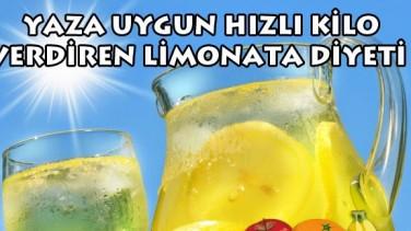 7 Günlük Mucize Limonata Diyeti
