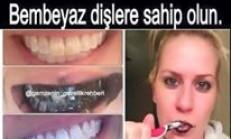 2 Dakikada Dişleriniz Bembeyaz Olacak