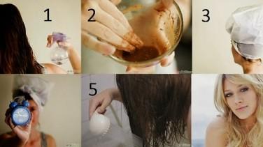 Tarçın ile Saçlarınız Sarı Olsun