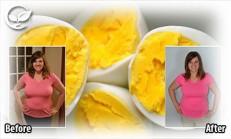 Yumurta Diyeti ile 7 Gün 12 Kilo Verin