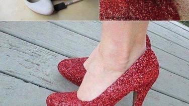 Ayakkabınızı 5 Dakikada Yenileyin