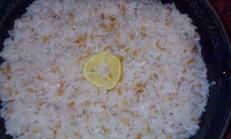 Pilava 1 Dilim Limon Koyarsanız