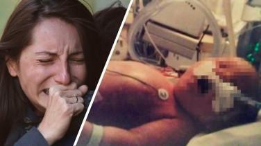 2 Aylık Bebeği Merhem 1 Saatte Öldürdü