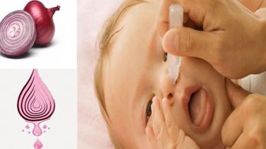 Bebeklerde Soğan İksiri Faydaları