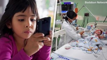 Akıllı Telefon 5 Yaşındaki Kızı Komalık Etti