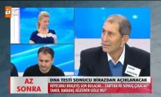 Müge Anlı 21 Yıl Sonra  Taner'in DNA Sonucunu Açıkladı
