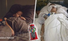 Çiğnediği Sakız 8 Yaşındaki Çocuğu Komaya Soktu
