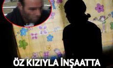 14 Yaşındaki Kız Öz Babasıyla Boş Binada Yakalandı