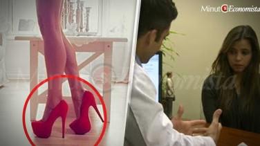 Topuklu Ayakkabı Yumurtalık Kanseri Yaptı