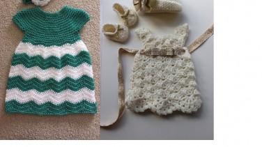 Bebek Elbise Modelleri