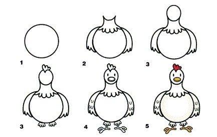 Kolay-Tavuk-Cizimi1