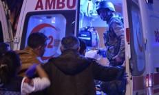Ankara'da yaralanan askerin acı çığlığı
