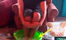 Ayaklarınıza Buz Banyosu Mucizesi