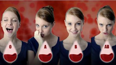 Kan Grubuna Göre Karakter Analizi Yapın