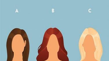 Saçınızı Ayırdığınız Yön Karakterinizi Ele Veriyor…