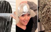 Saçlarınızı Alüminyum Sararak Canlandırın