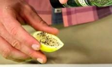 Limonun Üzerine Tuz ve Karabiber Dökerseniz…