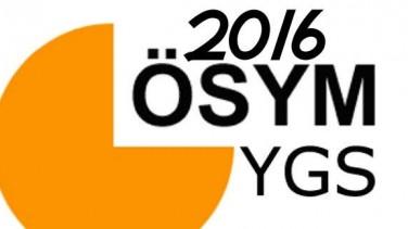 2016-YGS Soru ve Cevap Anahtarı Açıklandı