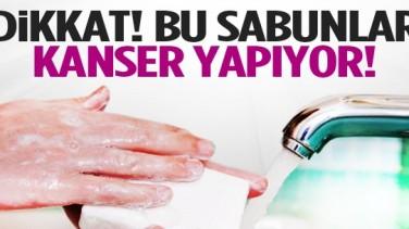 Bu Sabun Kanser Yapıyor
