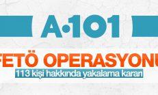 A-101 Marketlerine Büyük Feto Operasyonu
