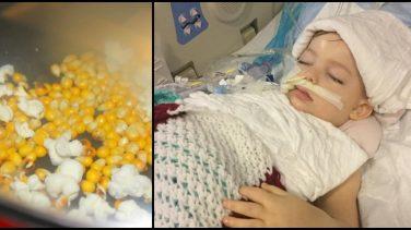 3 Yaşında Çocuk Kendi Doğum Gününde Hayatını Kaybetti.