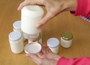 Evde Taş Gibi Yoğurt Nasıl Mayalanır?
