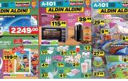 A-101 Aktüel ürünler Kataloğu 9-Mart-2017