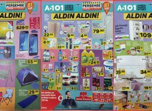 A-101 İndirimli ürün Broşürü 4 MAYIS 2017 Perşembe