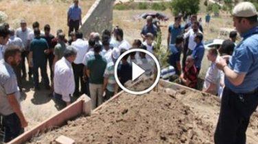 Kayınpederinin Mezarlığında Hayatını Kaybetti