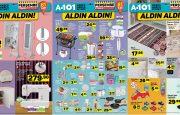 A-101 İndirimli Ürünler Kataloğu 6 Temmuz 2017