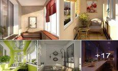 Güzel Balkon Tasarımları – Tam 20 Model
