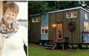 Kirasını Ödeyemeyen Kadının İnşaa Ettiği 18 m2'lik Evi Görünce Büyüleneceksiniz