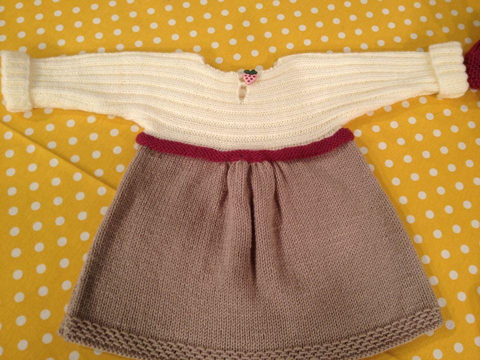 Derya Baykal Örgü Elbise Yapımı