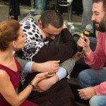 Esra Erol Fatih Bey 27 Yıl sonra Babasıyla Kavuşması