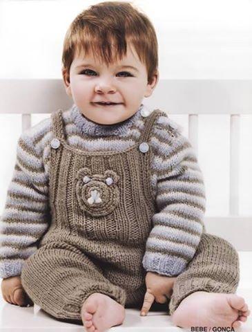 Bebek Kazağı ve Ayıcıklı Tulum Yapılışı