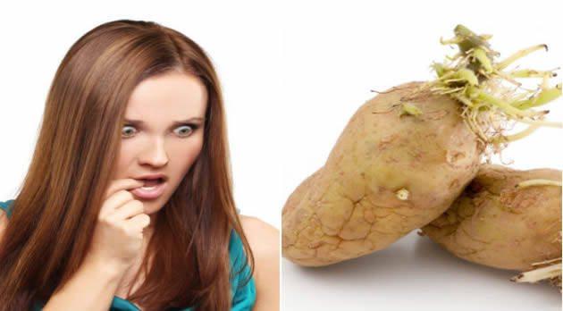 Patatesin Mucize Etkileri