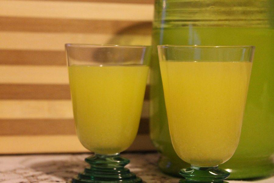 Dondurulmuş Portakal ve Limonata Yapımı