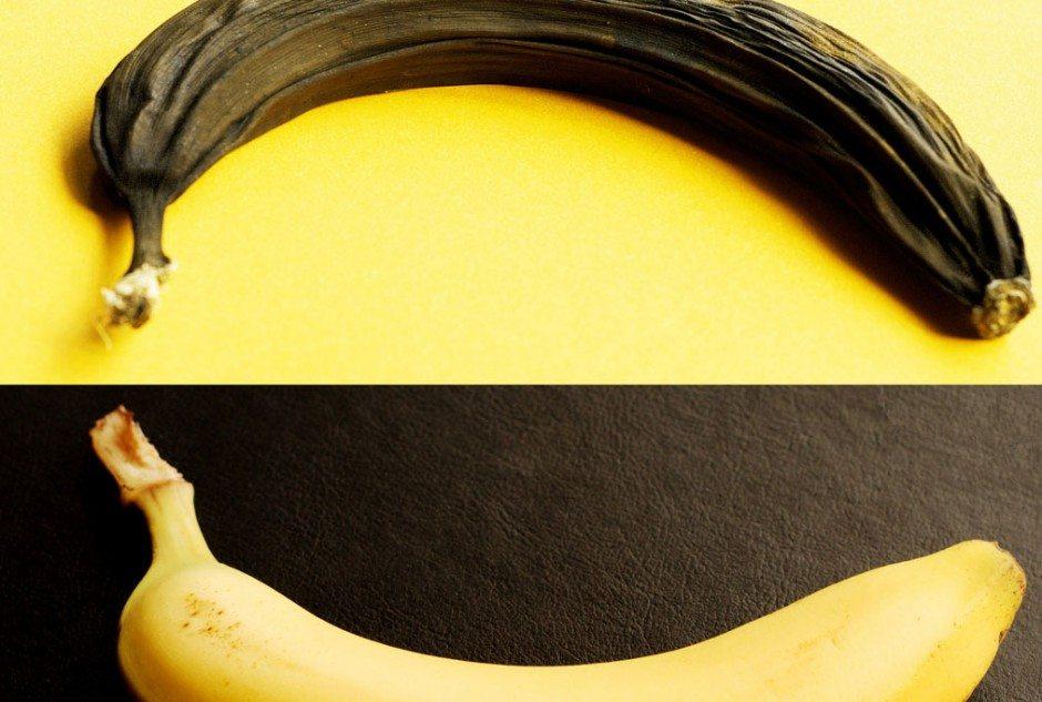 Saç Kurutma İle Kararmış Muz Nasıl Sarıya Dönüştürülür?