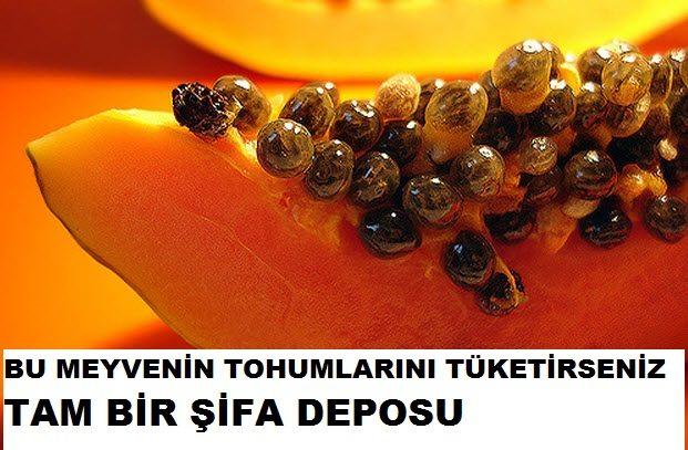 Bu Meyvenin Tohumlarını Tüketirseniz